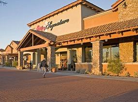 Hayden Crossing Retail Center